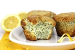 Gluten Free Lemon Poppy Seed Muffin *6 Single Packs
