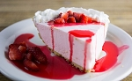 Strawberry Chiffon Cheesecake Mix