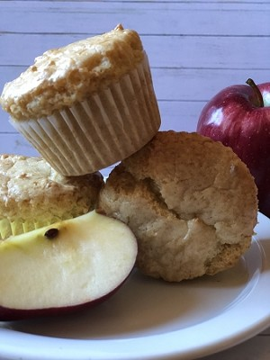Apple Spice Muffin Mix - *12 single packs
