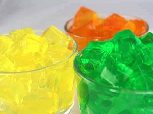 Assorted Citrus Gelatin Mix