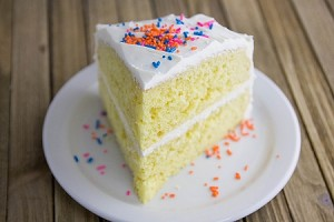 Yellow Cake Mix - *12 single packs