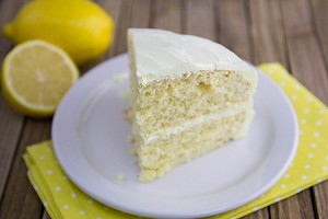 Lemon Cake Mix - *12 single packs