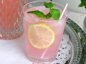 Pink Lemonade Drink Mix