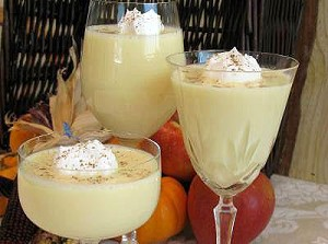 Diet Egg Nog